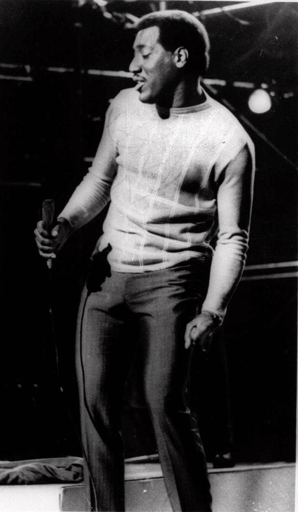 Otis Redding En Persona En El Whisky A Go Go