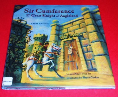 sir cumference and the great knight of angleland pdf