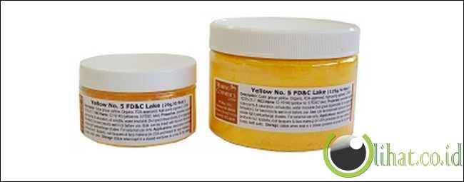 FD & C Colour pigments