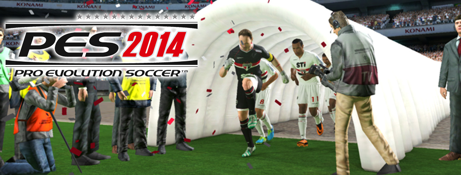 Pro Evolution Soccer 2014 Free Crack Download