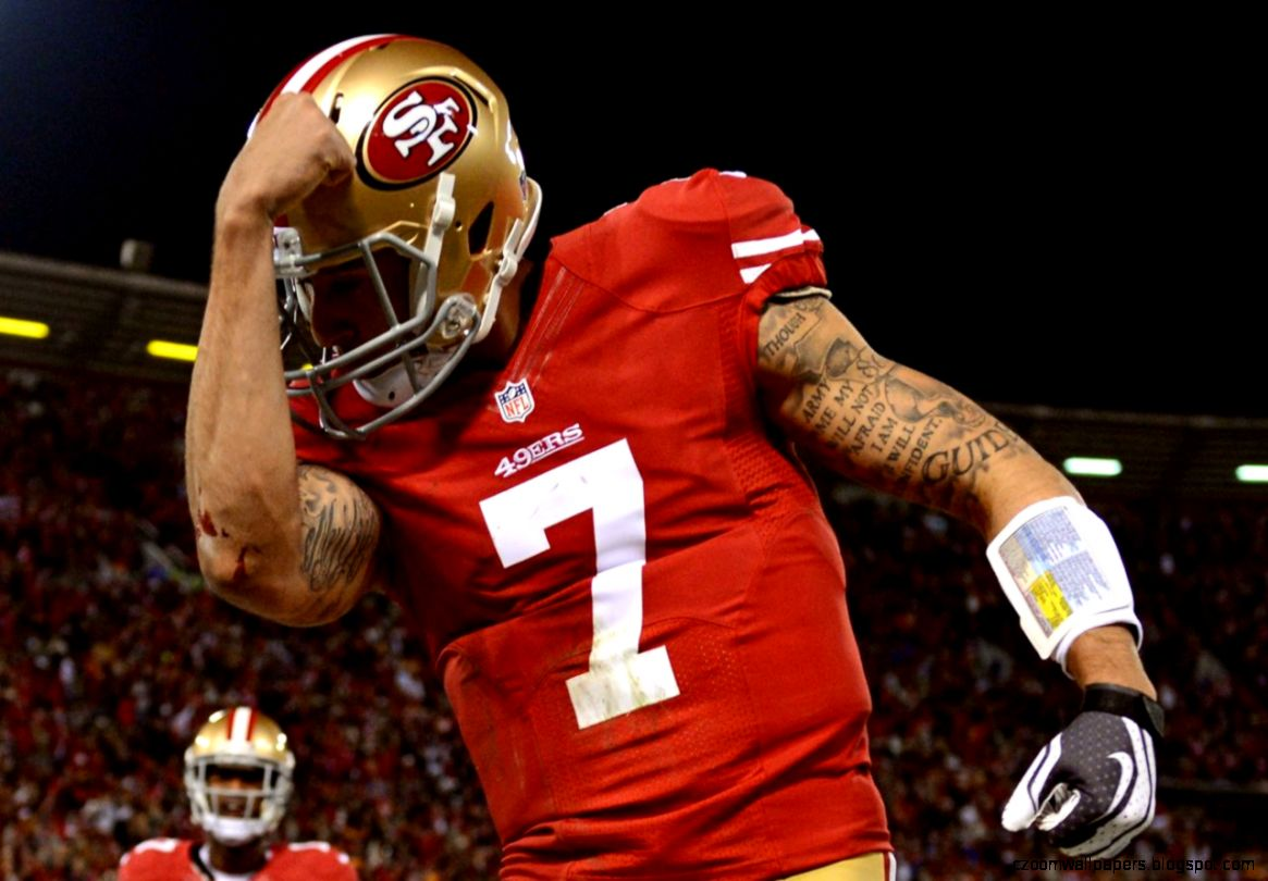 49ers Guy With Tattoos  Images  galleries
