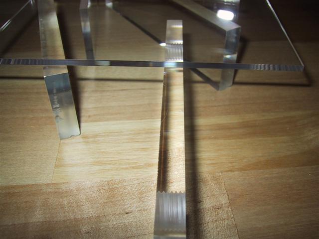 Polir les bords de plexiglass - Couper du plexiglas ...
