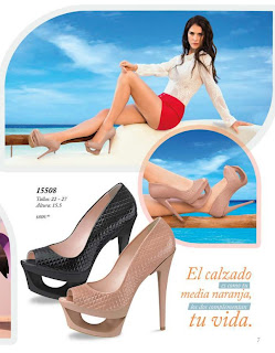 zapatos de Andrea verano 2013