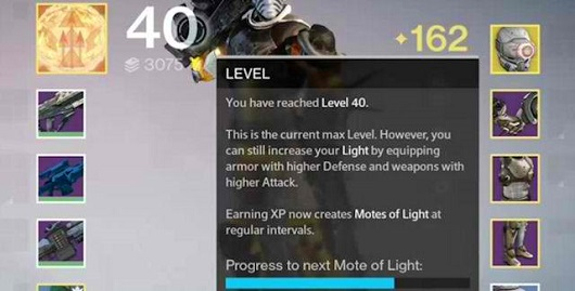 Destiny the taken king leveling guide how to level up to 40 fast and