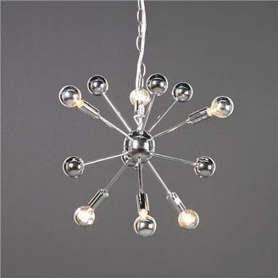 restoration hardware sputnik filament chandelier decor. Black Bedroom Furniture Sets. Home Design Ideas