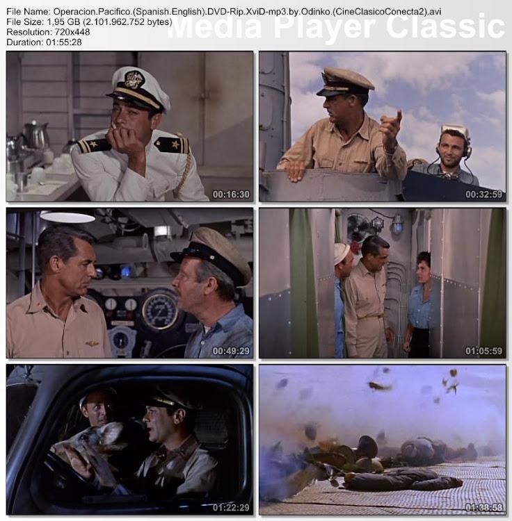 Operación Pacífico | 1959 | Operation Petticoat