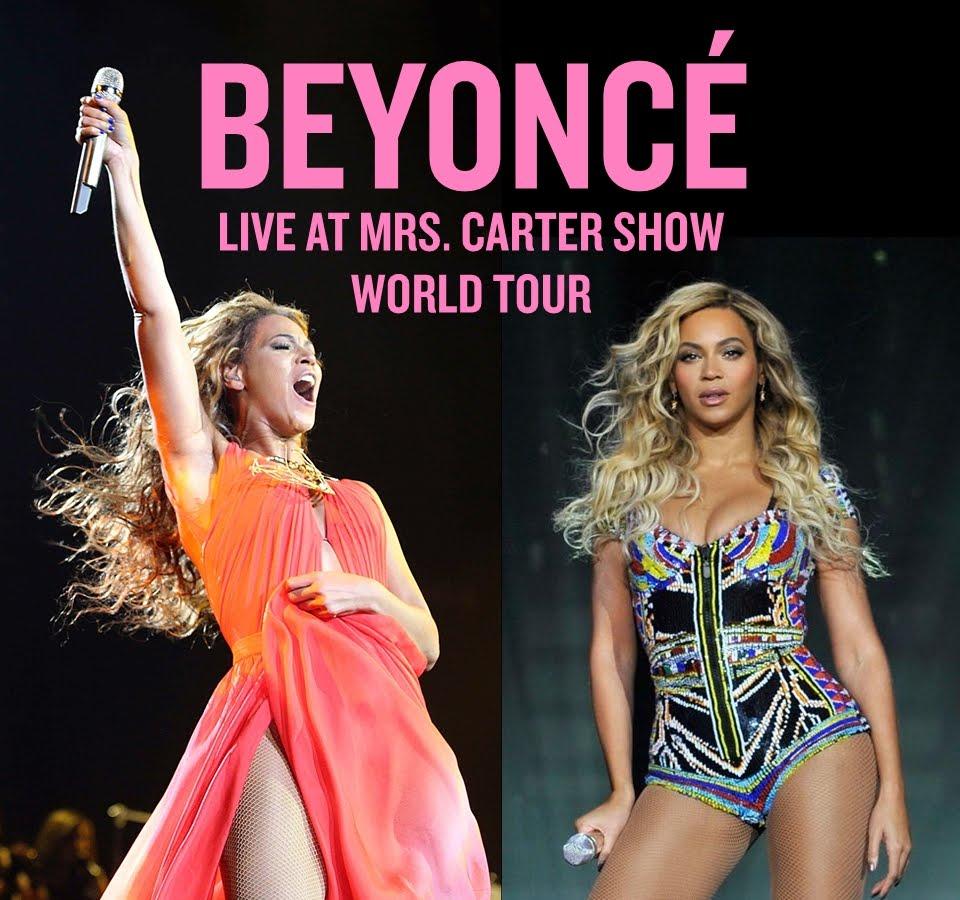 FM Collector - Creative Fan Made Albums Beyoncu00e9 - Live At Mrs. Carter Show World Tour (2014)