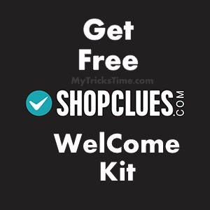 Get Free Shopclues Welcome Kit from