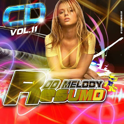 CD RESUMO DO MELODY VOL.11