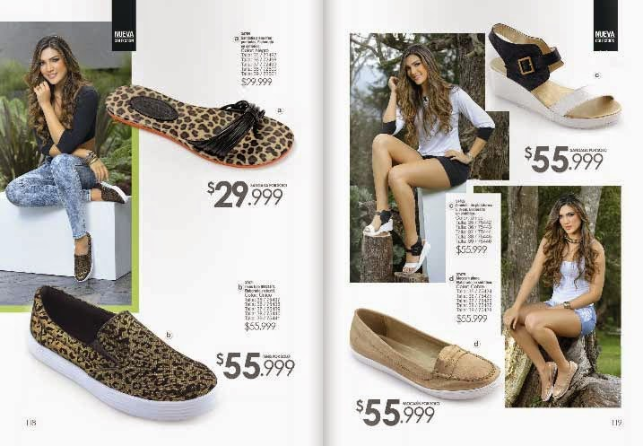 zapatos carmel moda 2017