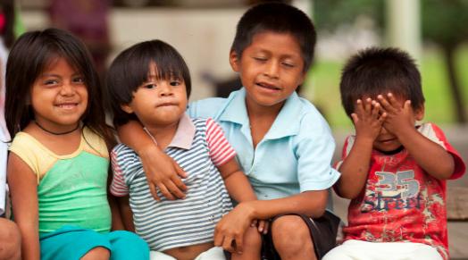 niños desnutridos, niños SUD