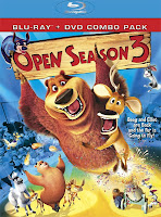 Download Open Season 3 (2010) BluRay 720p 500MB Ganool