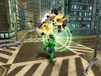 Keyboard Game Hulk