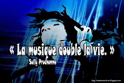 La musique et la vie