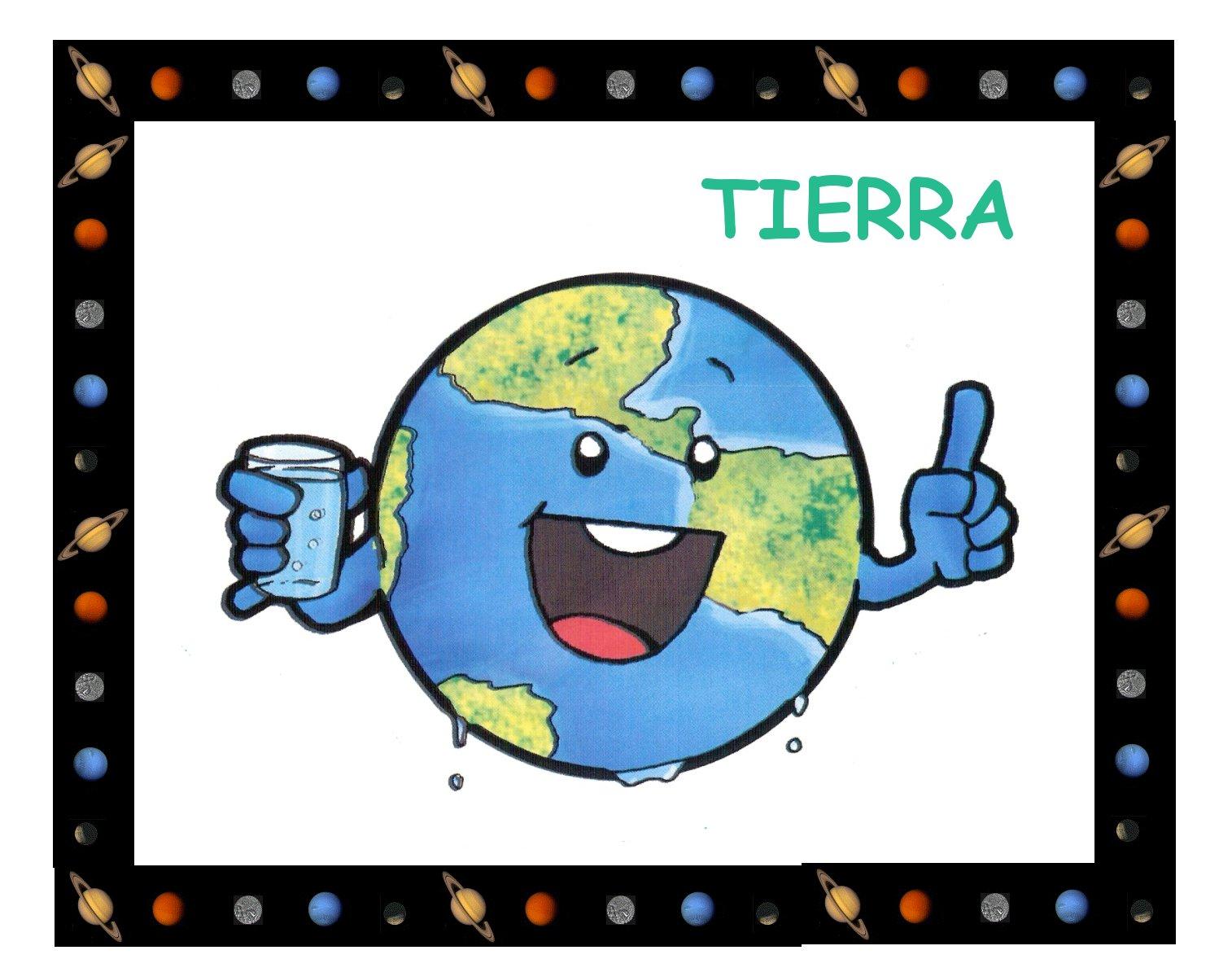 Venimos a aprender adivinanzas sobre los planetas - Dibujos infantiles del espacio ...