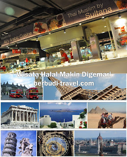 Wisata Halal Makin Digemari, WIsata Muslim, Paket Wisata Murah info dan pendaftaran 0857 7000 4679 / 021 6810 4756