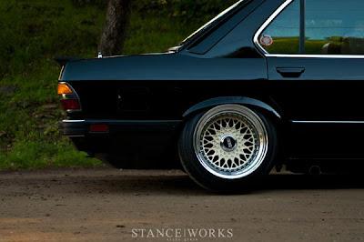 BMW 535i rodas BBs