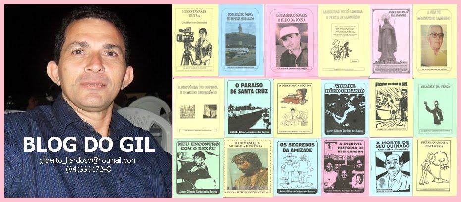 Blog do Gil - Cultura em Foco