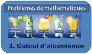 Problèmes de mathématique, concours catégorie C