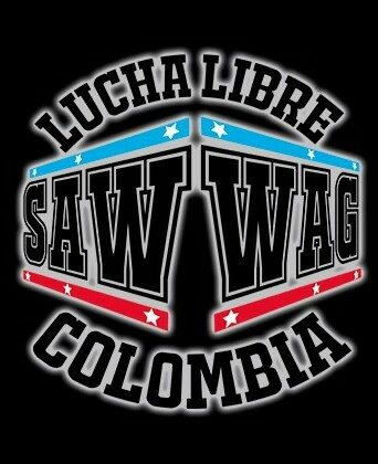 NUESTRA LUCHA LIBRE SAW-WAG COLOMBIA