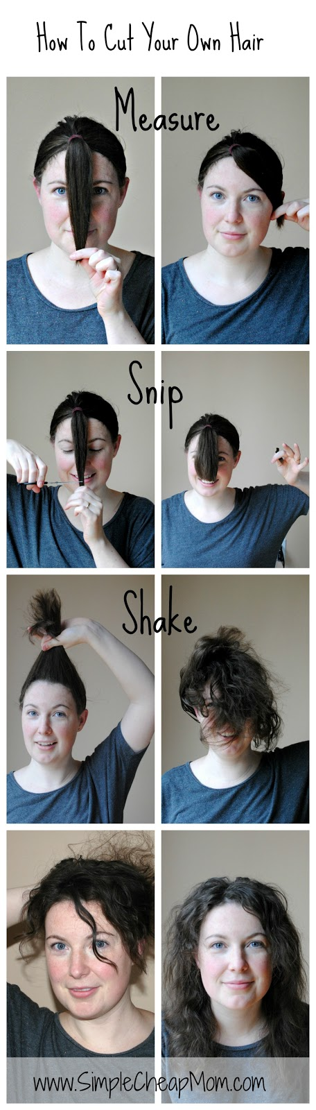 How to cut your own hair solutioingenieria Choice Image