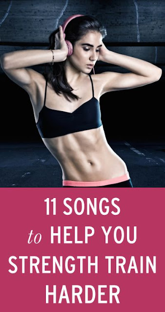 11 Killer Songs to Help You Strength Train Harder