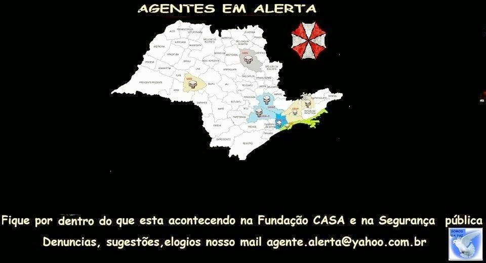 Agentes em Alerta !