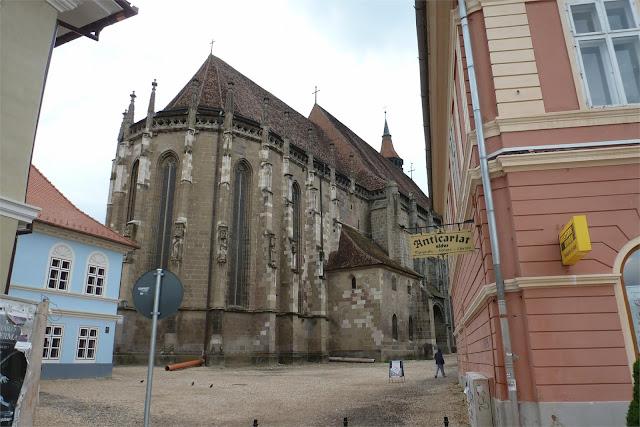 Iglesia Negra (Biserica Neagra) - Braşov