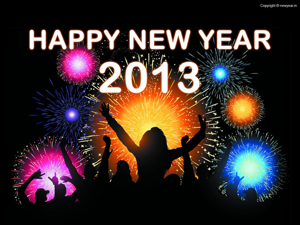 Wish you a Very Happy and Prosperous New Year 2013