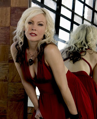 Terri Nunn of the 80s band Berlin hot