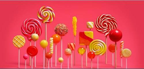 Tablet dan Smartphone Update Android 5.0 Lollipop