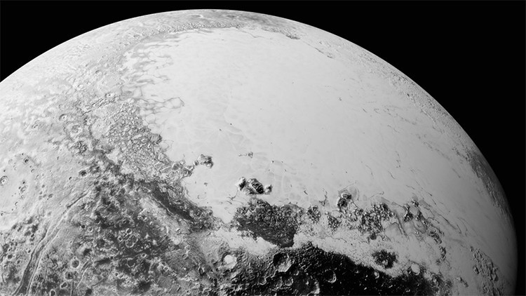 Lago de Plutón