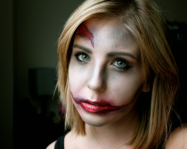 Step-by-Step Halloween Make-Up, Zombie