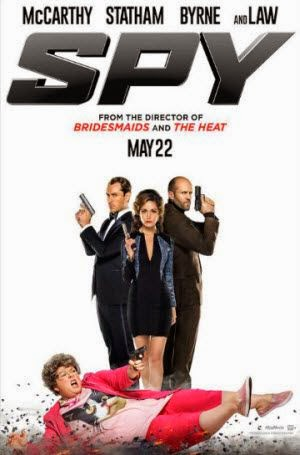 Spy: Theatrical Poster