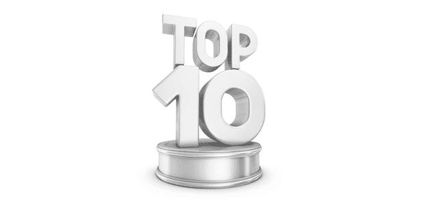 Top 10 Junio 2015
