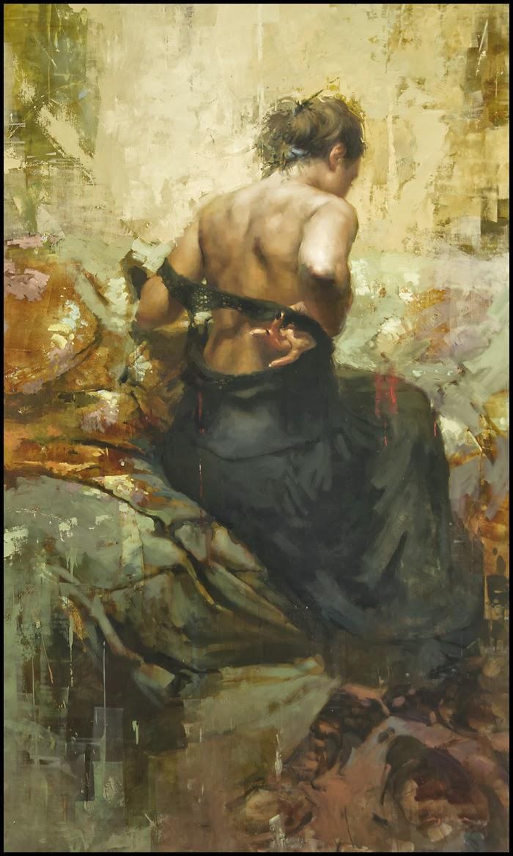 Jeremy Mann Jeremy+Mann+1979+-+American+Impressionist+painter+-Maher+Art+Gallery11