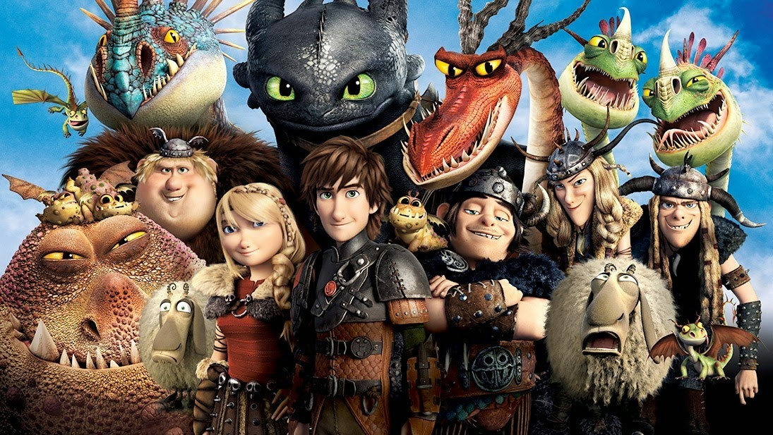 How to Train Your Dragon 2 (2014) Hindi