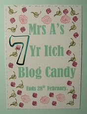 Mrs A Blog Celebration