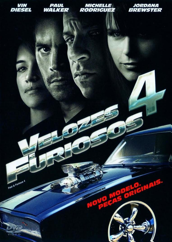 Velozes e Furiosos 4 – Dublado (2009)