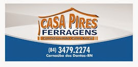 CASA PIRES FERRAGENS: TUDO PARA MATERIAL DE CONSTRUÇÃO