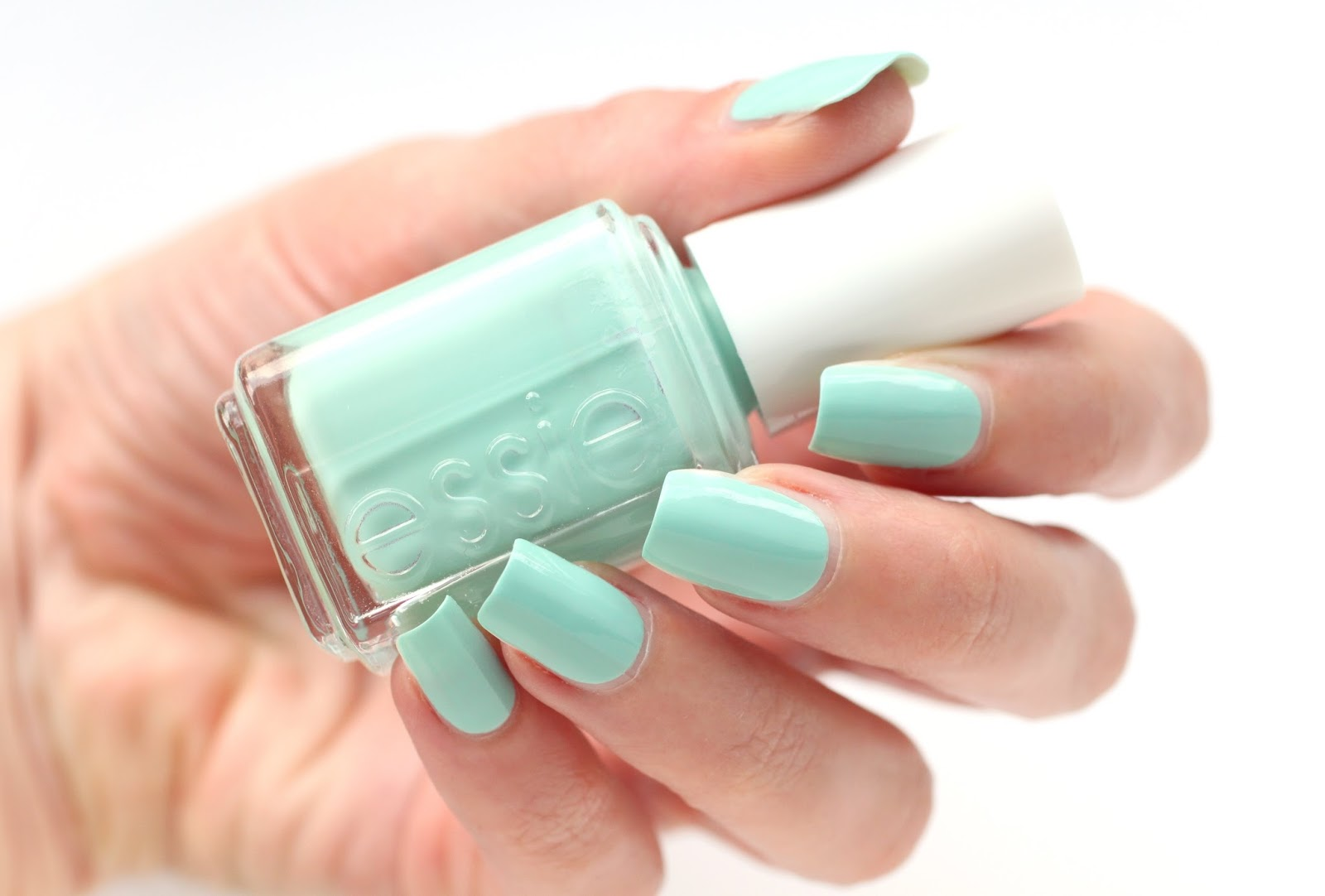 Mint Candy Apple de Essie - DoBeauting