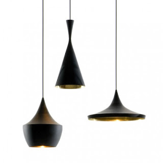 Lámparas de Tom Dixon