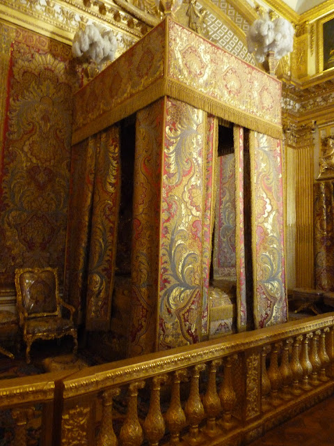 chambre roi versailles