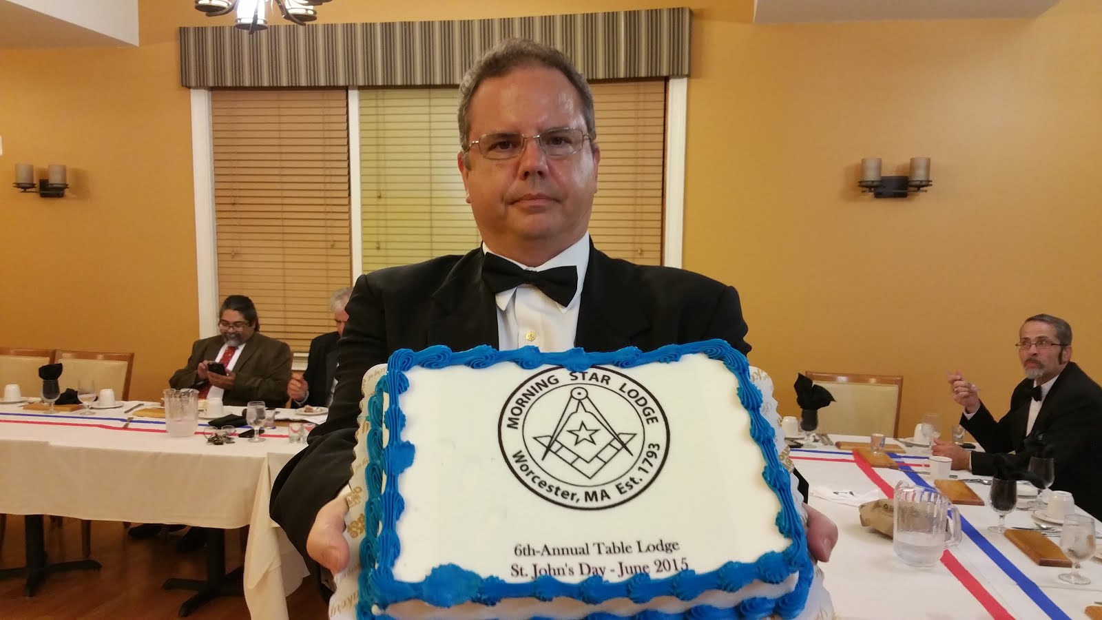 MSL's Annual Table Lodge