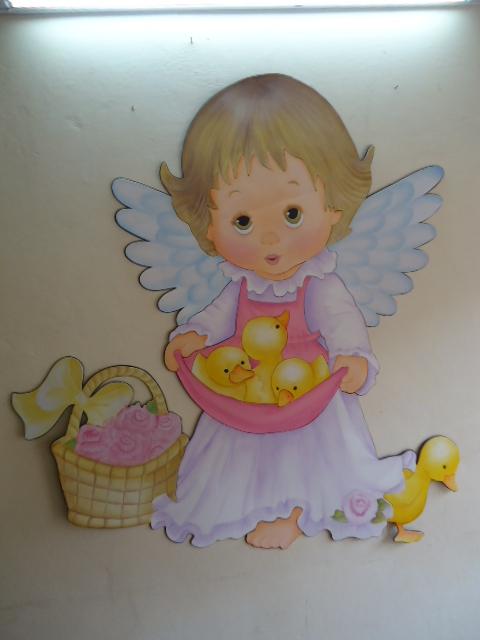 Como hacer un angel en fomi - Imagui