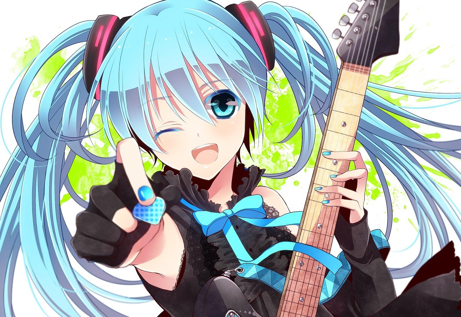Vocaloid (LOS MAS CONOCIDOS)