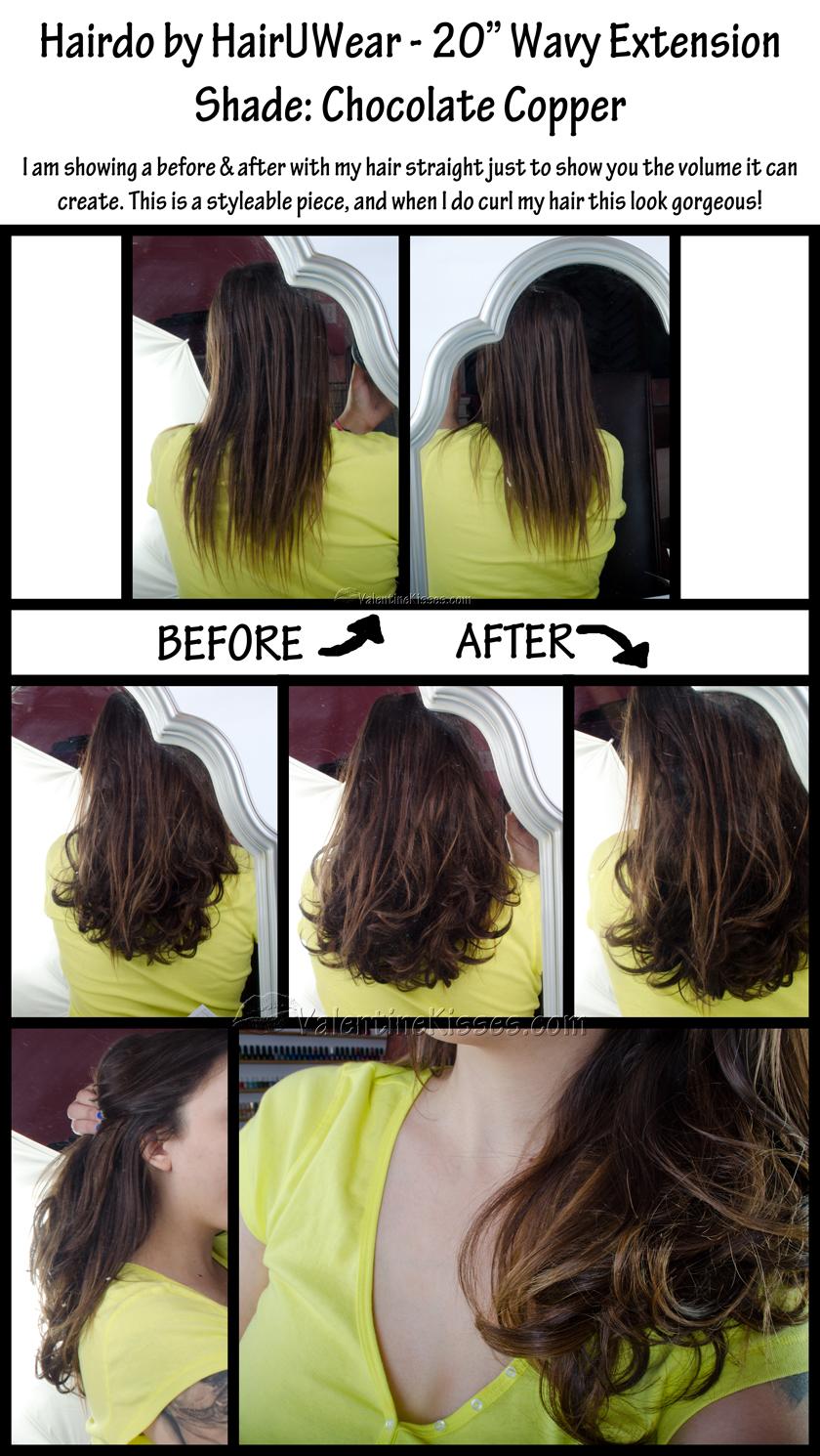 Hairdo By Hairuwear 18 Layered Hair Extension 2