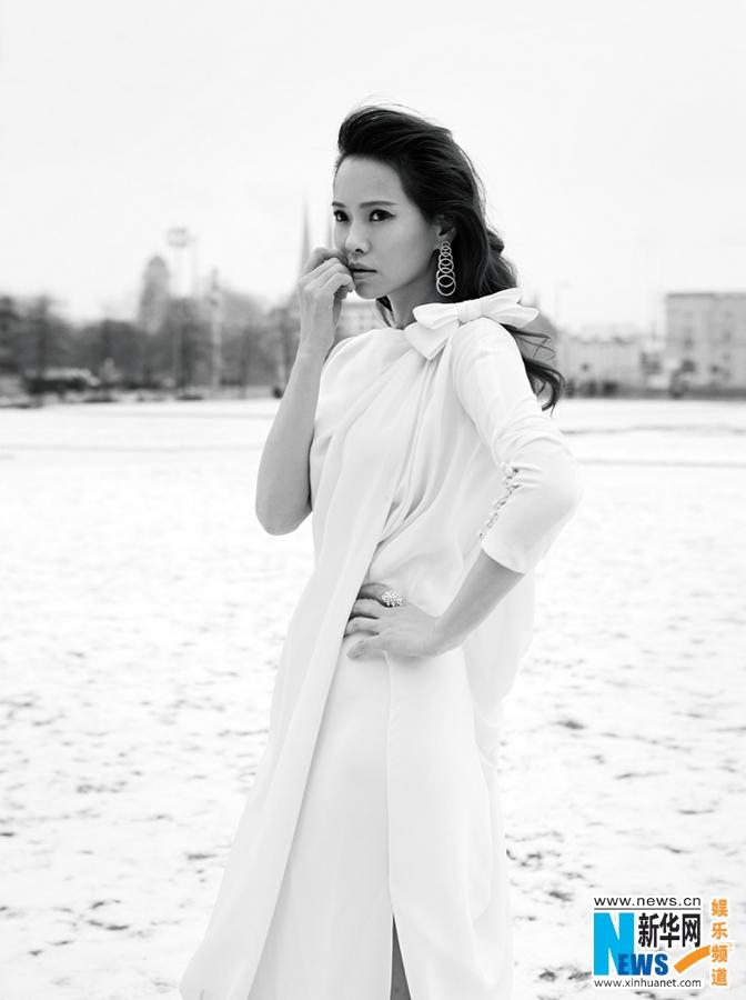 Annie Yi | China Entertainment News