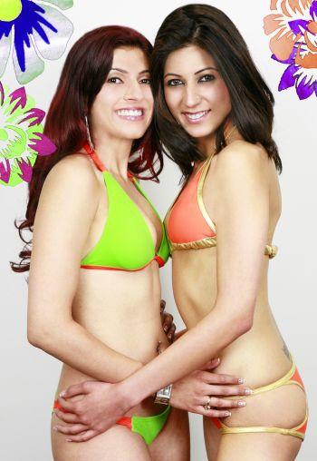 Bikini miss pakistan foto