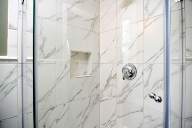 Kruse home improvement choosing tiles for the shower - Types of showers for your home ...